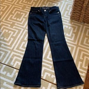 Citizens of humanity flare jeans size 26